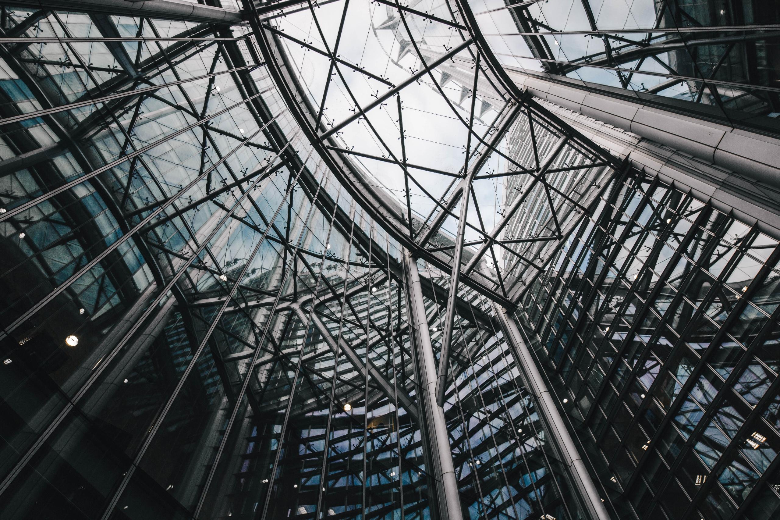 Superstructure - architecture, london - domreess | ello