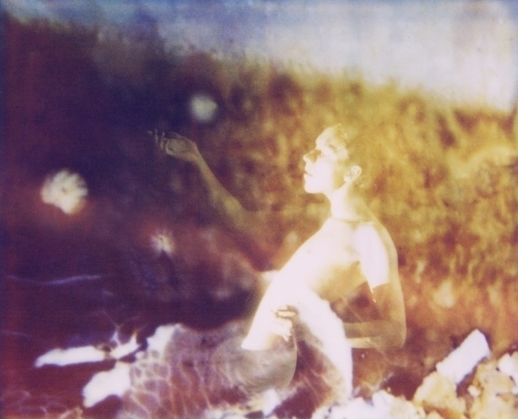 double exposed spectra polaroid - jauer | ello