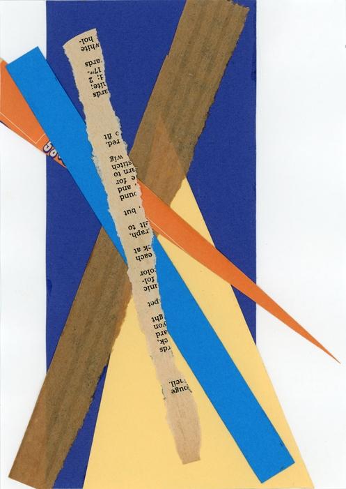 untitled collage paper, 2017 - tylerhewitt | ello