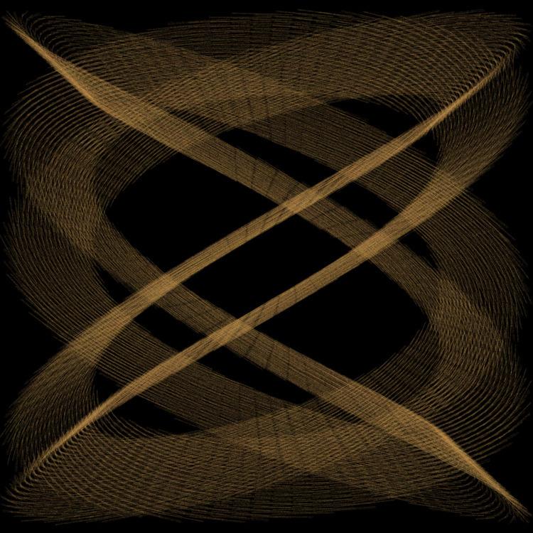 Experimentation harmonographs - processing - ren0h   ello