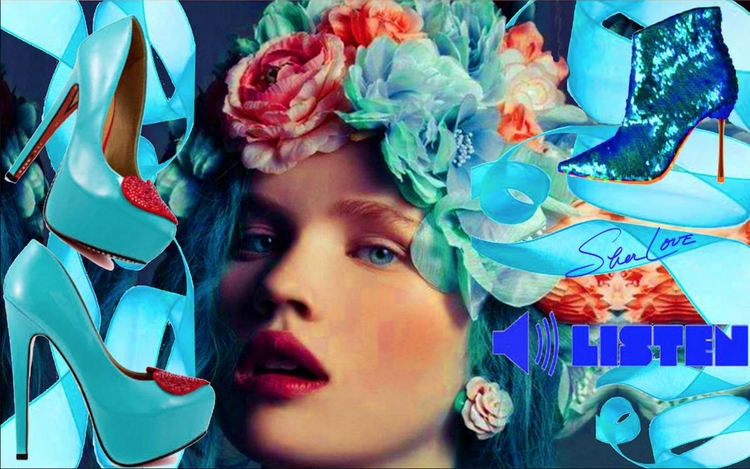 Listen ~ Sher Love Collage - SherLove - sherlove | ello