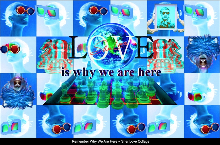 Remember ~ Sher Love Collage - SherLove - sherlove | ello