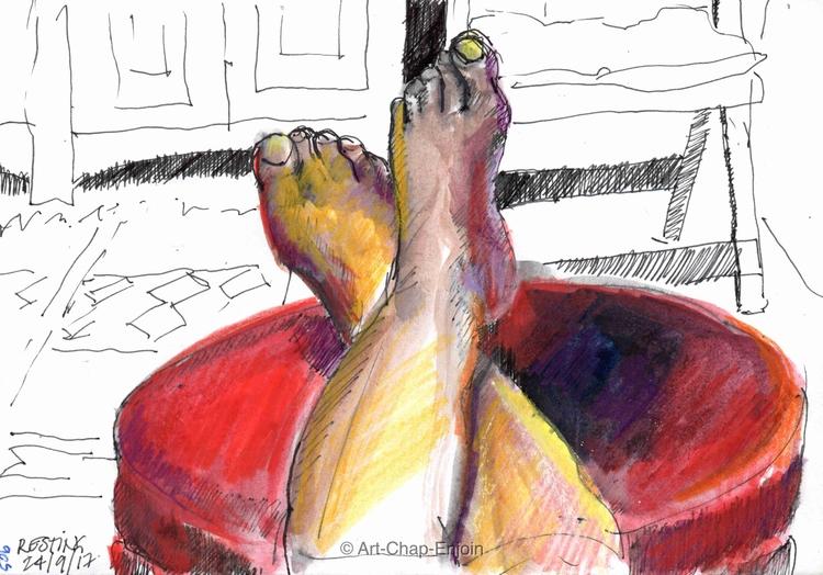 - Resting bit unwell (picked co - artchapenjoin | ello