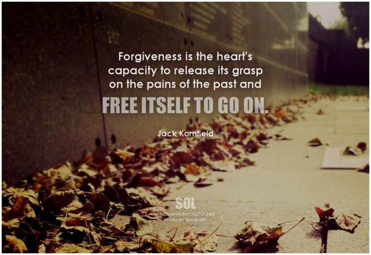 Forgiveness capacity release gr - symphonyoflove | ello