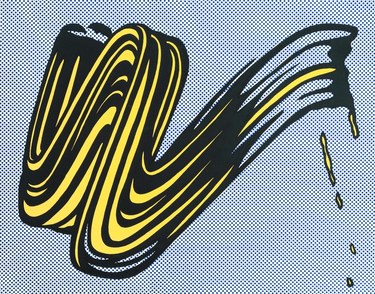 Roy Lichtenstein Doubts Pop Art - valosalo | ello