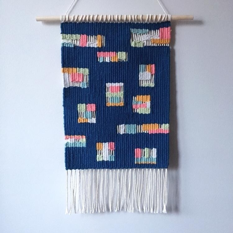 fibreart, fiberart, tapestry - adaolivehandmade | ello
