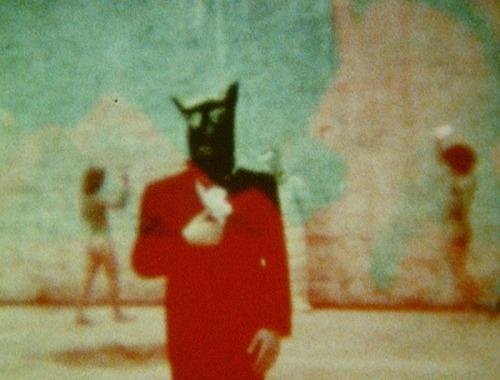 Derek Jarman: Burning Pyramids  - arthurboehm | ello