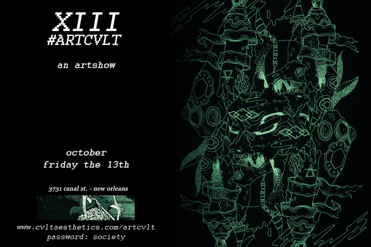 hosting art show friday, octobe - artcvlt | ello