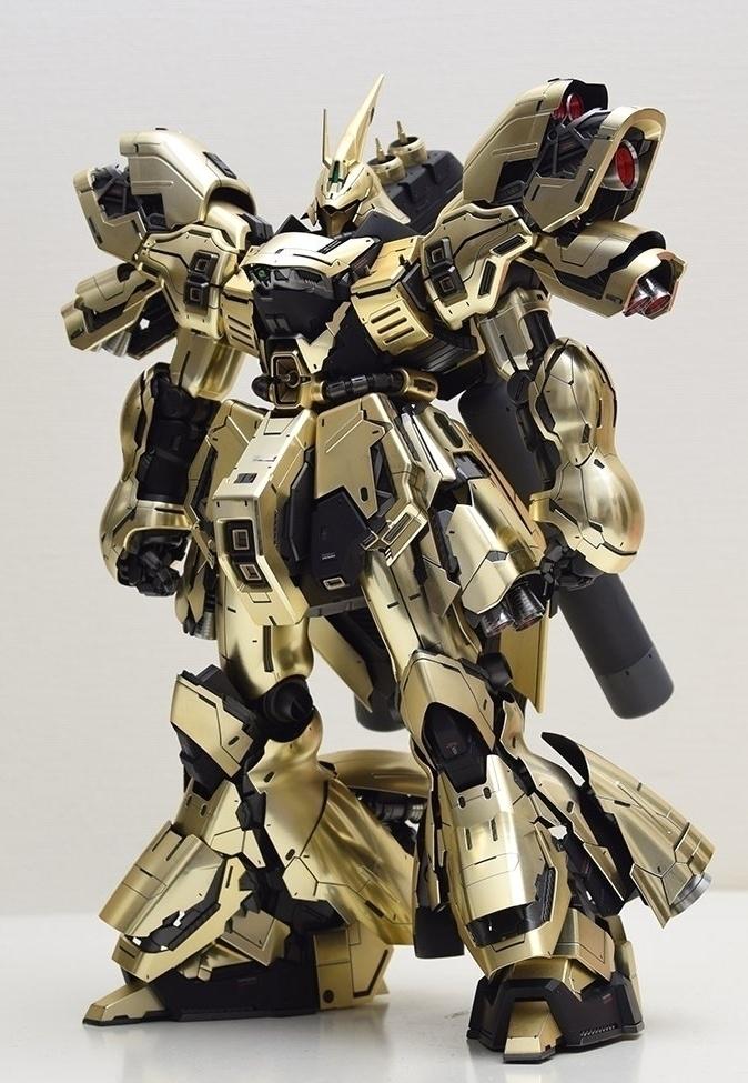 Customized SAZABI - Gundam, FanMade - shingos | ello