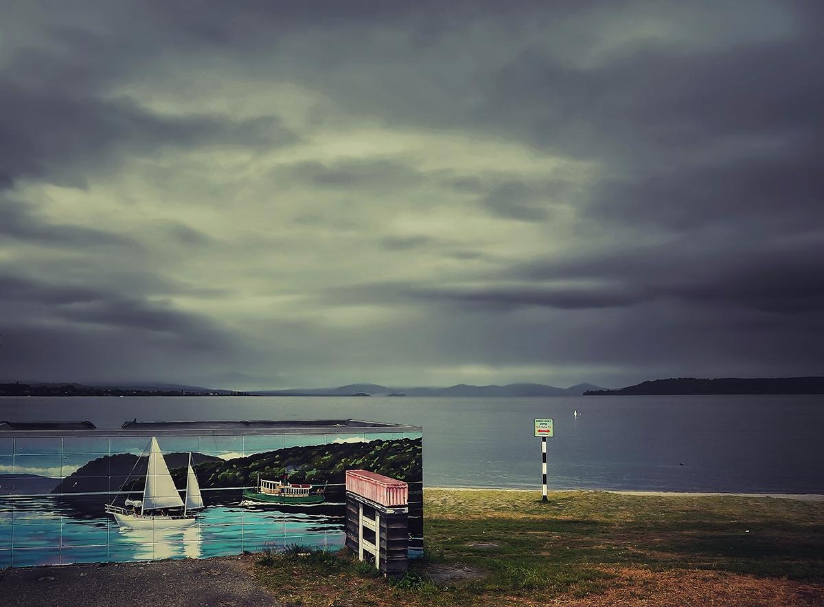 Sailing Taupo Taupo, Zealand - photography - peter_kurdulija   ello