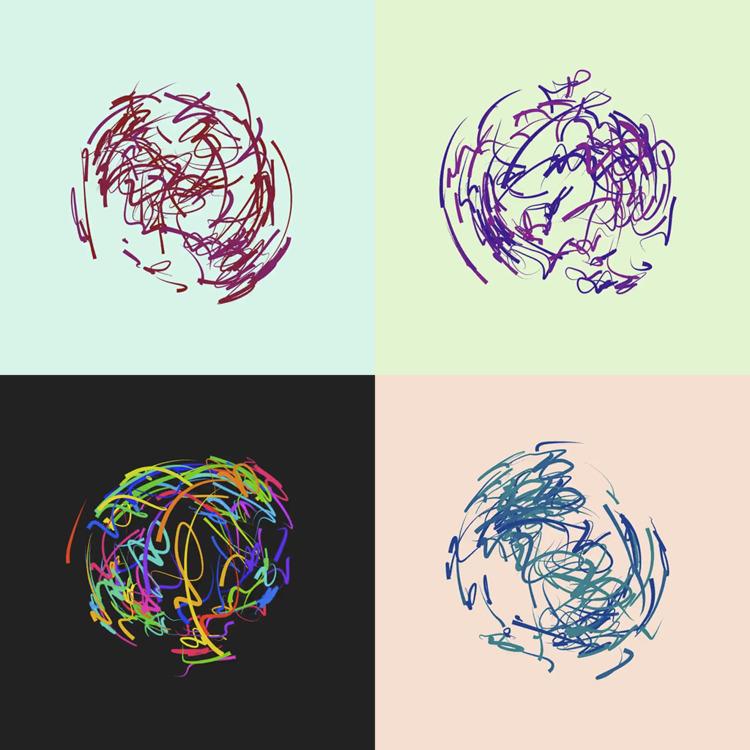 Experiments noise draw, animate - defmech | ello