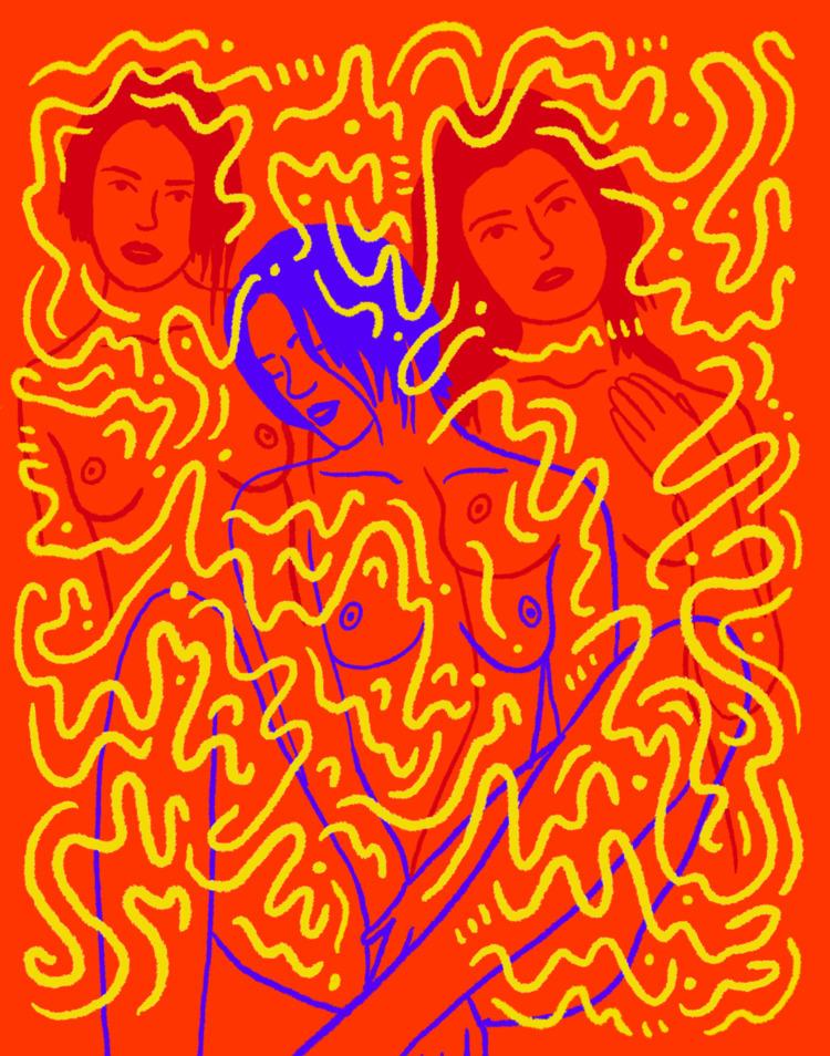 Replay piece display Hot Art We - heybop | ello