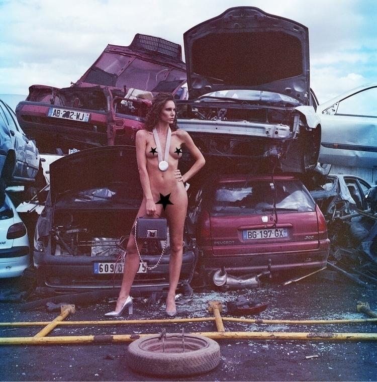 fashion, fashionphotography, editorial - brunofournierphotographe   ello