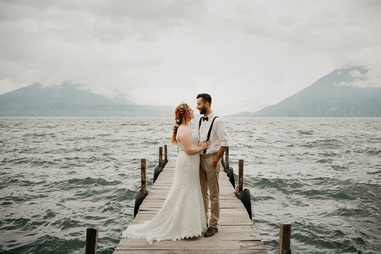Beautiful wedding Atitlan, Guat - edgaripina | ello