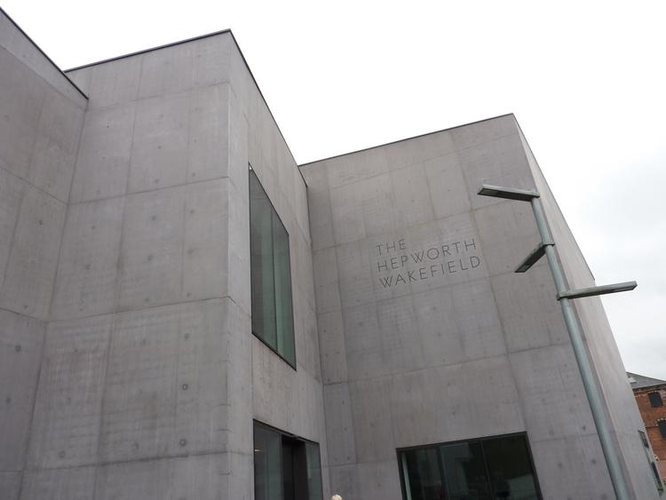 Hepworth Museum, Wakefield Blog - firehorsetextiles | ello