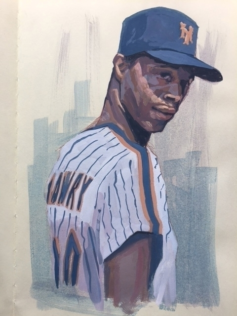 Darryl Strawberry Jon Stich sol - mulegallery | ello