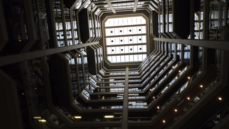 Atrium Toronto 595 Bay St - architecture - koutayba | ello