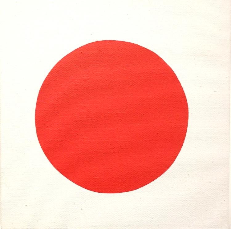 eye circle Acrylic raw canvas 8 - erinmackeen | ello