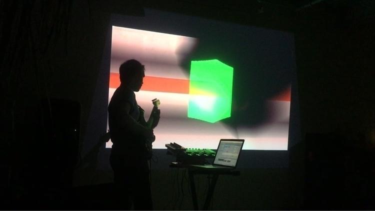 burningIntoTime - videosynth, time - cskonopka | ello