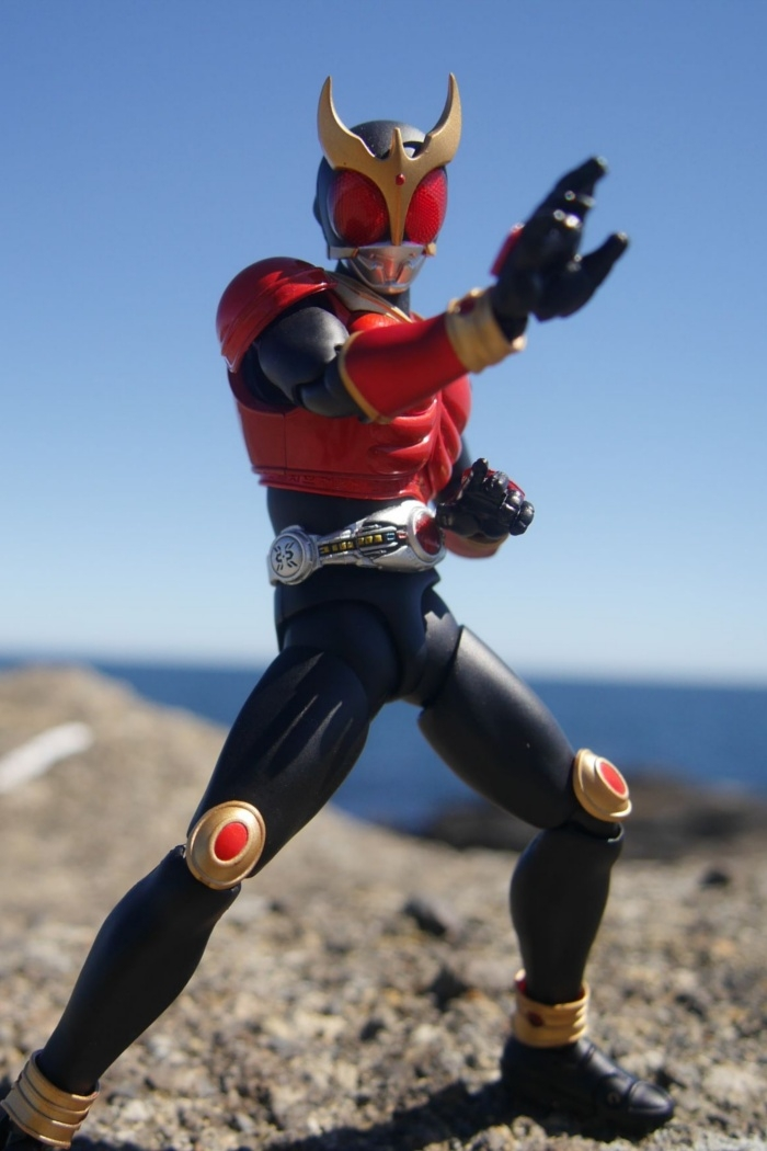 Kamen Rider Kuuga (TOEI COMPANY - shingos | ello