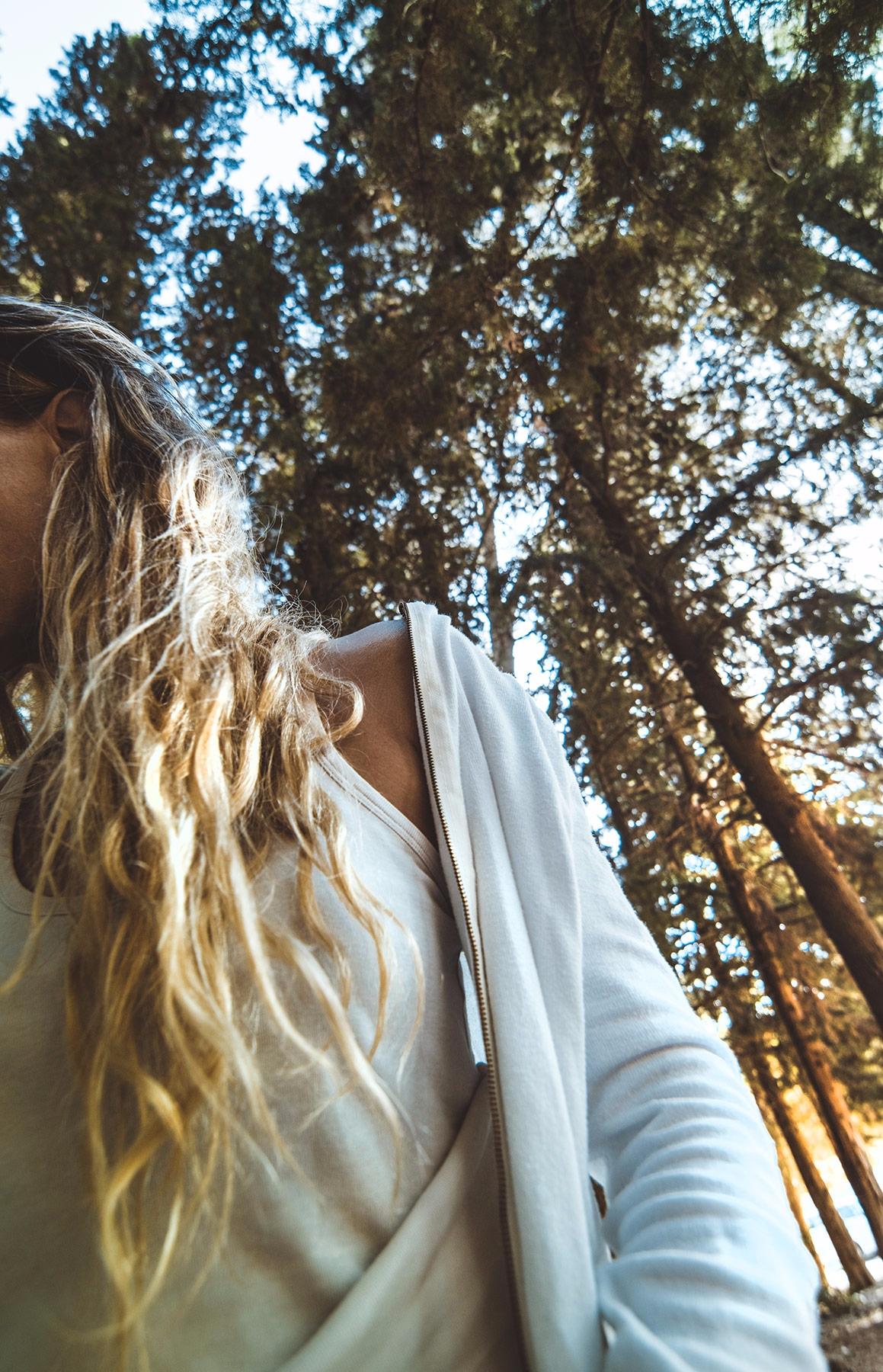 forest - walking, blonde, session - natxodiego | ello