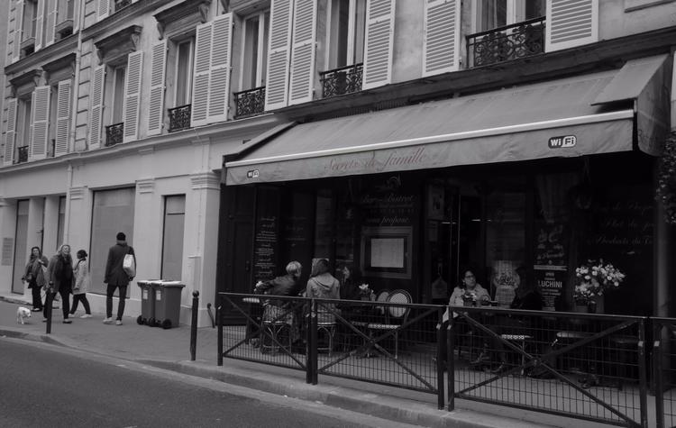 [Paris - Rue Blanche -- Secrets - petit_louis | ello