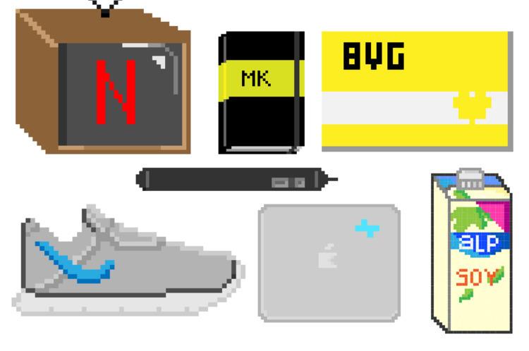 life nutshell - pixelart, illustration - meriamk | ello