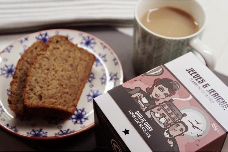 Tea Labels - tea, design, illustration - shugmonkey | ello
