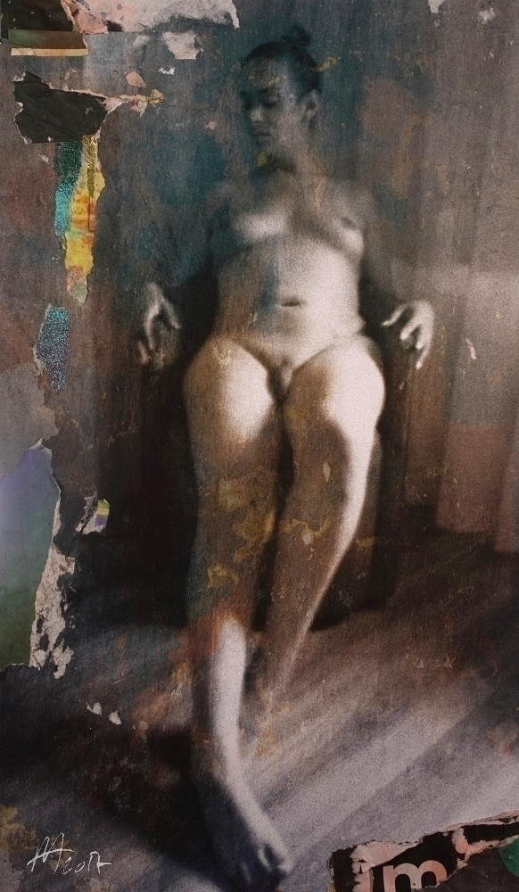 'Giselle' series portraits tran - mattwillisjones | ello
