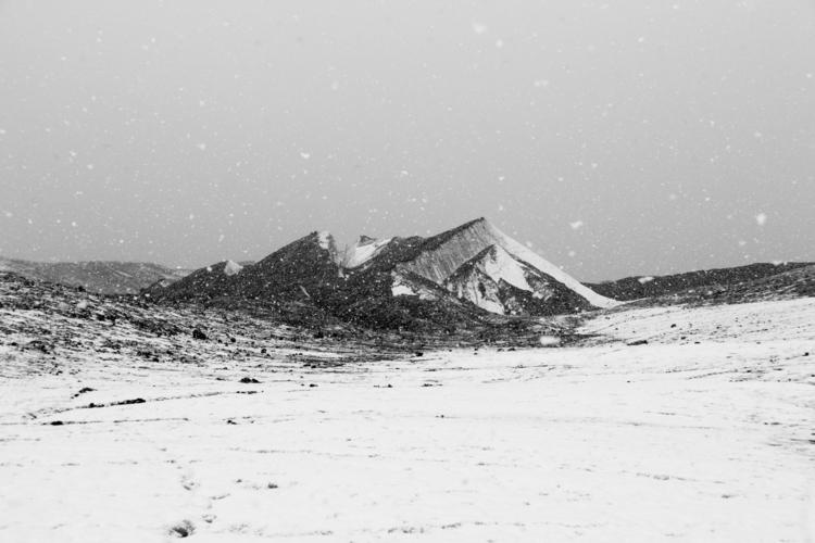 tbh photo top glacier iceland,  - zakkain | ello