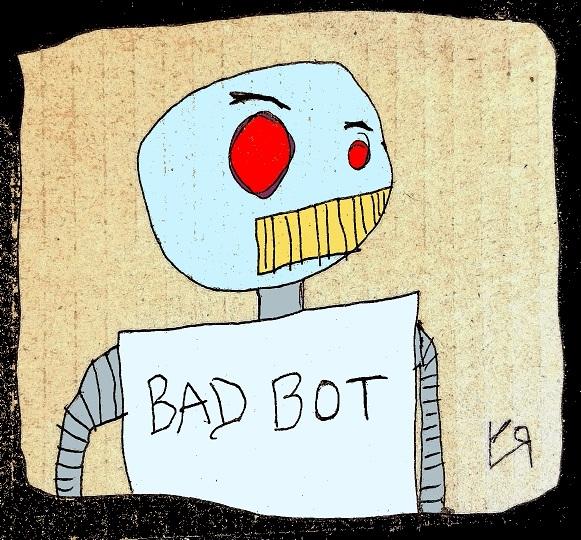 Bad Bot Richard Yates (August 2 - richardfyates | ello