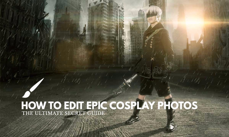 edit Cosplay Photos? secret gui - wxzhuo | ello