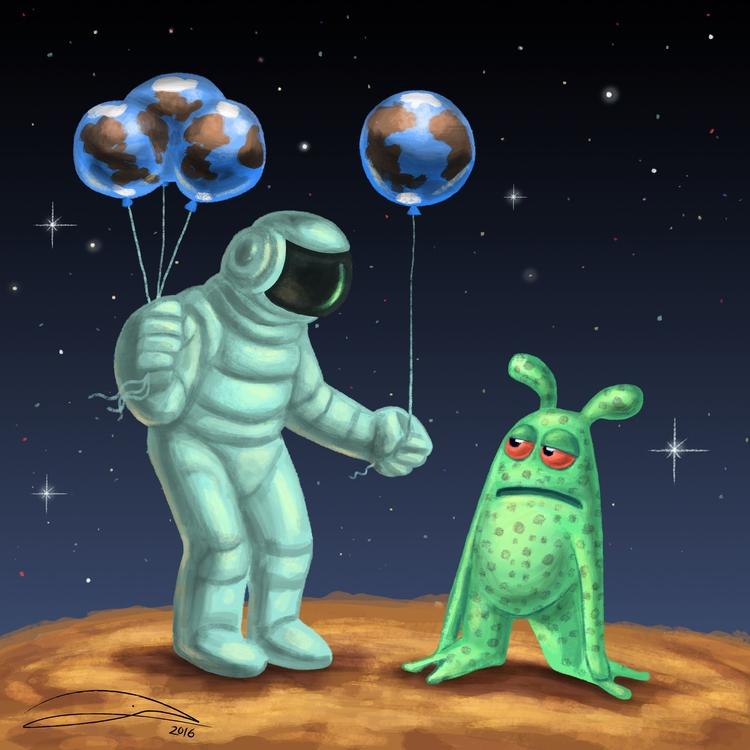 GIFT EARTH - earth, planetearth - baruchinbar   ello