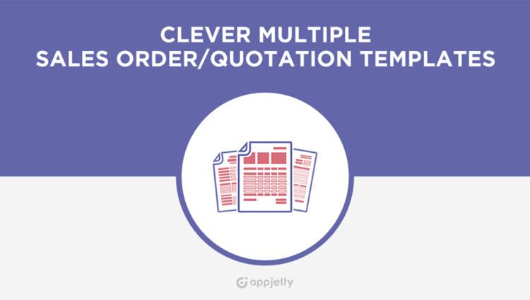 Odoo Clever Multiple Sales Orde - appjetty | ello
