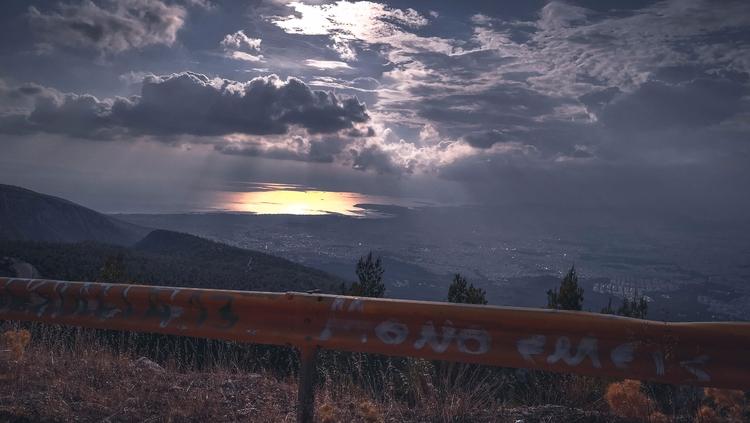 Athens view - drmsone | ello