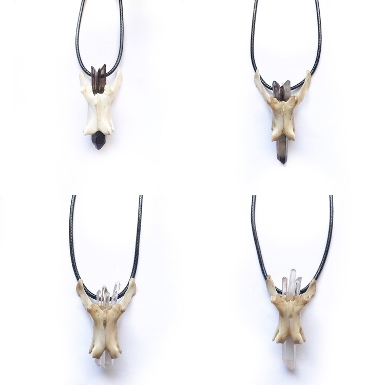 Powerful Cat Vertebrae Pendants - hgtandbone | ello