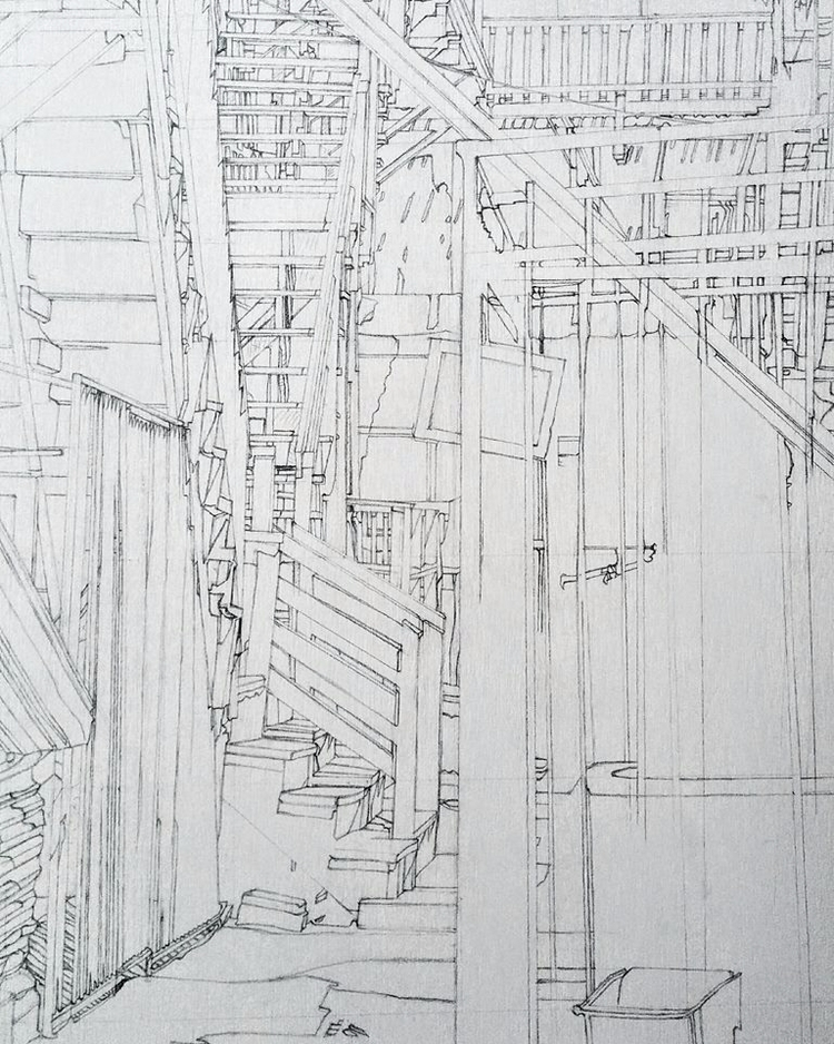 dun recall wood panel sketch. t - enelojial | ello
