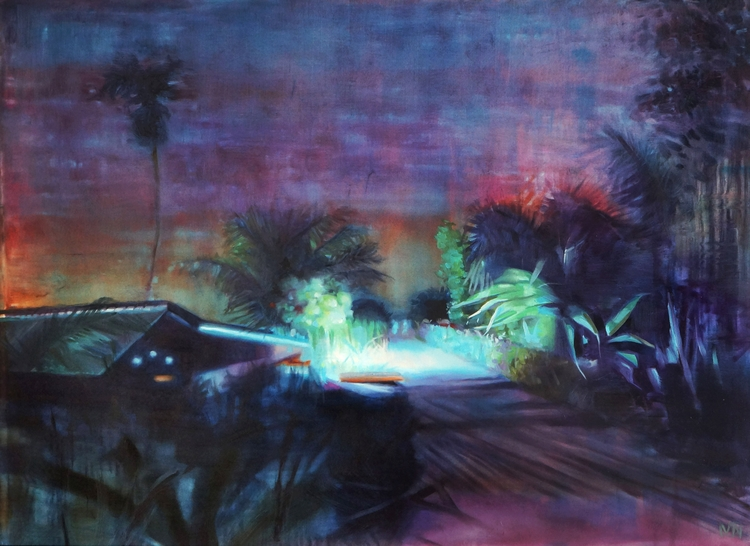 NLIGHT 2 / Neontubes wilderness - vanessadakinsky | ello