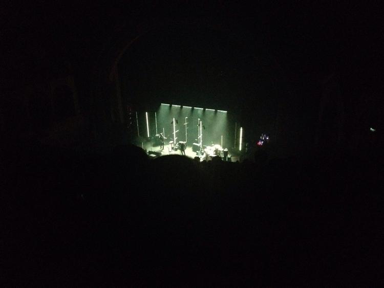 Sigur Ros, live Paris - Music, sigurros - ricardo_vasques | ello