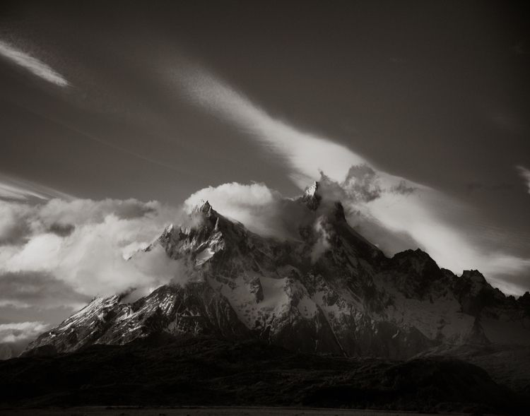 infrared, patagonia, chile, photography - andyleeuk | ello