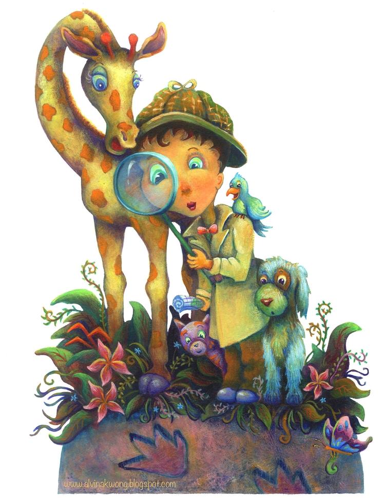 Safari Boy... oooOOO - safari, safariboy - alvinakwong | ello