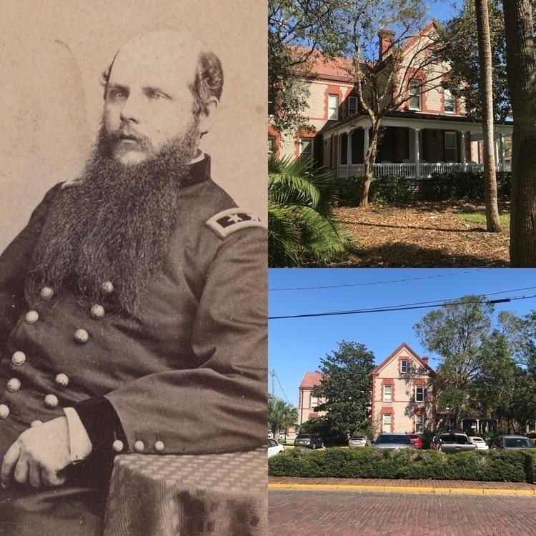 Major General John postwar home - mscivilwar | ello