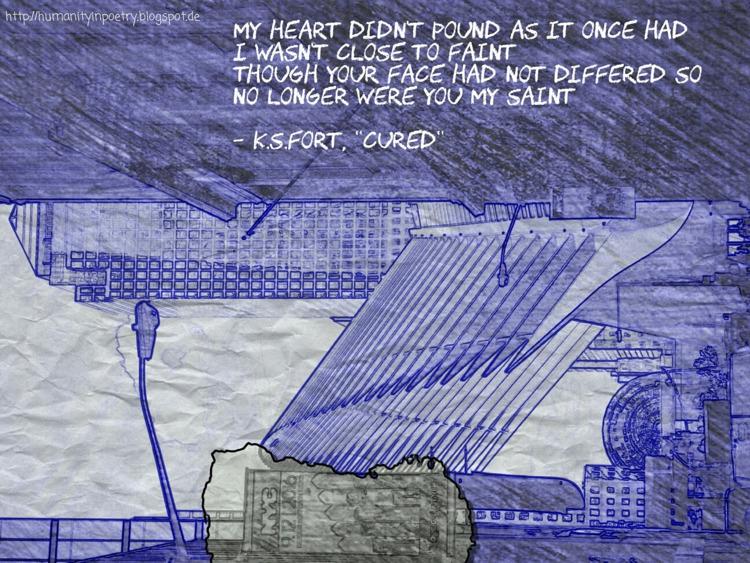 Phoetry Cured - poetry, poet, poetrycommunity - humanityinpoetry | ello