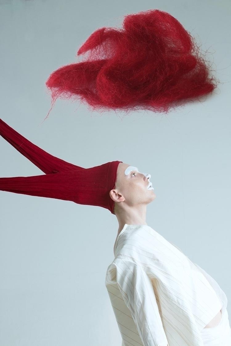 Feeling red Art-director/Photog - juliach | ello
