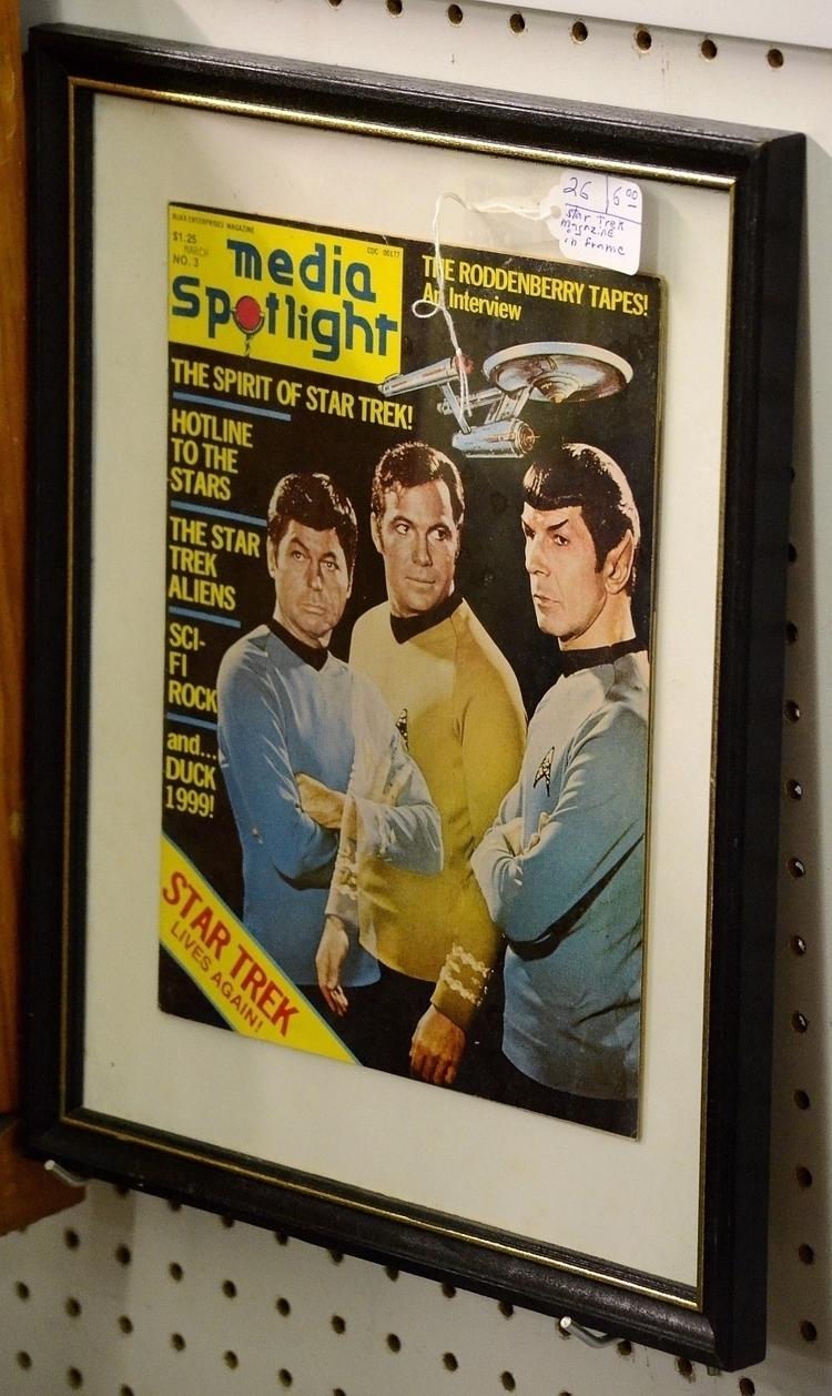**1031**. *Star Trek* premiered - moosedixon | ello