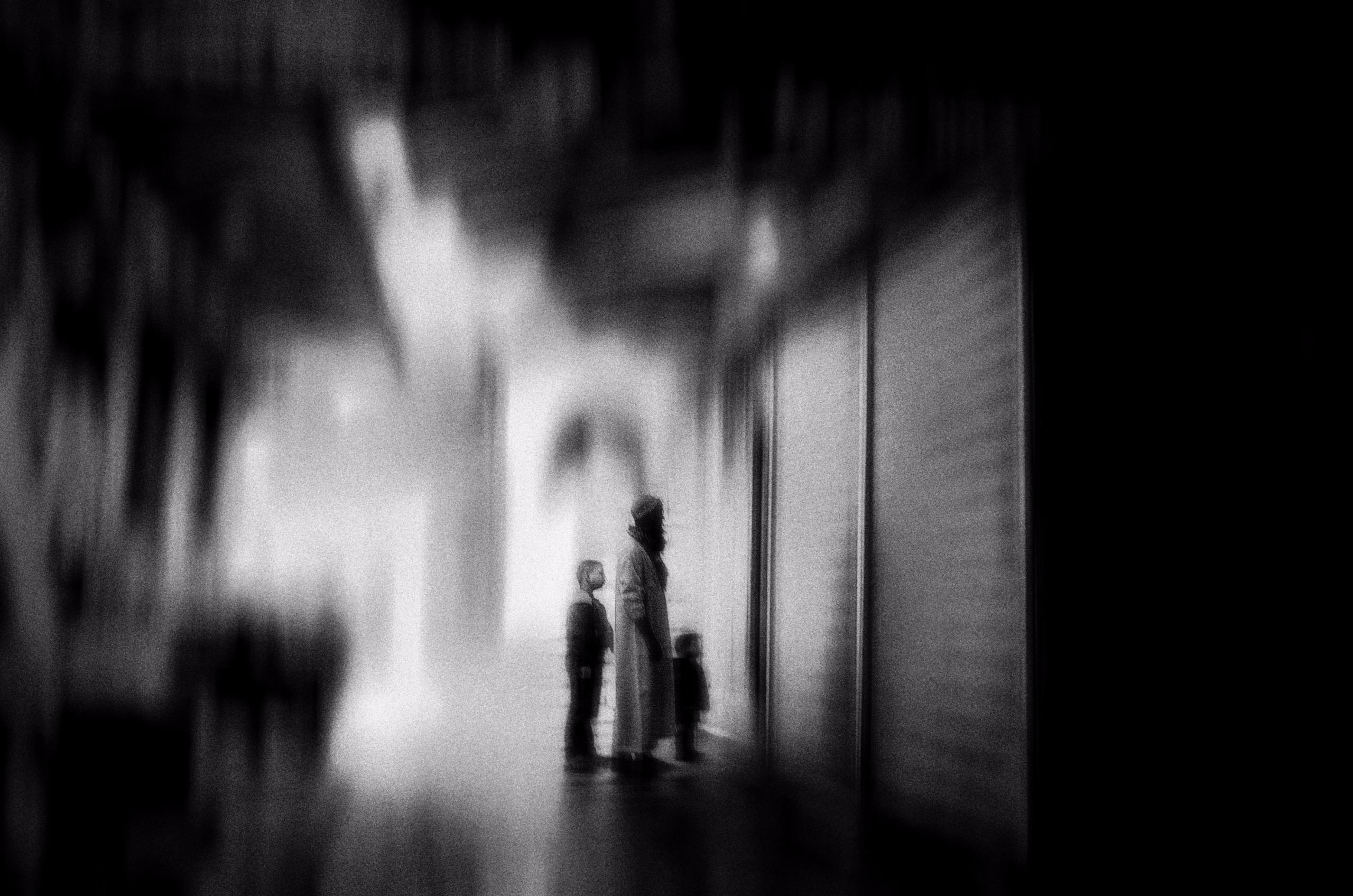 Routine. photography - street, bw - elhanans | ello