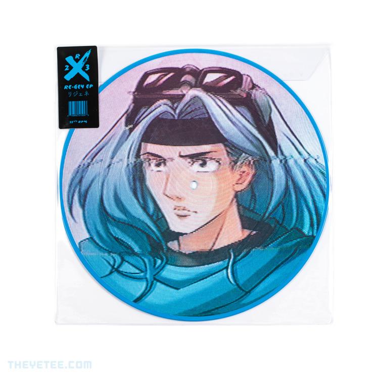 EP R23X 10 Vinyl Picture Disc Y - vhsstills | ello