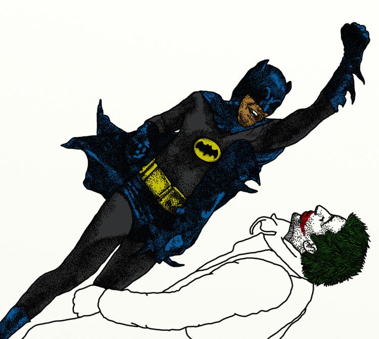 Batman epitome Ubermensch - wip - ataraxiaa   ello