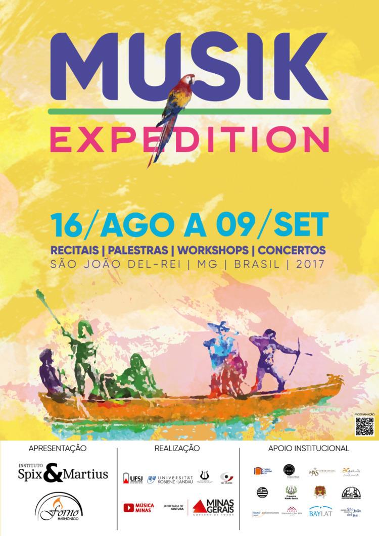 poster Musik Expedition Festiva - jpig | ello