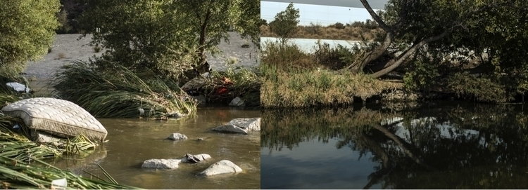 / LA River - mattress, nature, beauty - talyo | ello